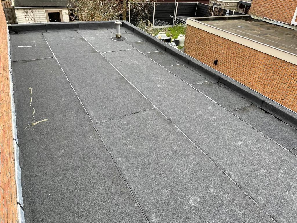 daklekkage aanpakken door dakdekkersbedrijf Zyan